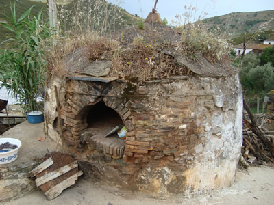 Oven in Grainho