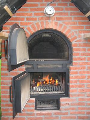 Desembrood bakker de broodoven a k a houtovens etc - Barbecue ontwerp ...